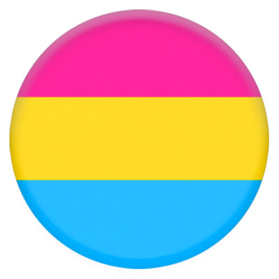 Pansexual Flag Small Pin Badge