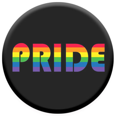 Rainbow Pride Small Pin Badge