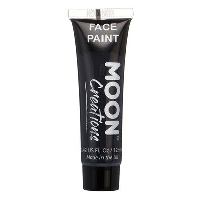 Moon Creations Face & Body Paint - Black