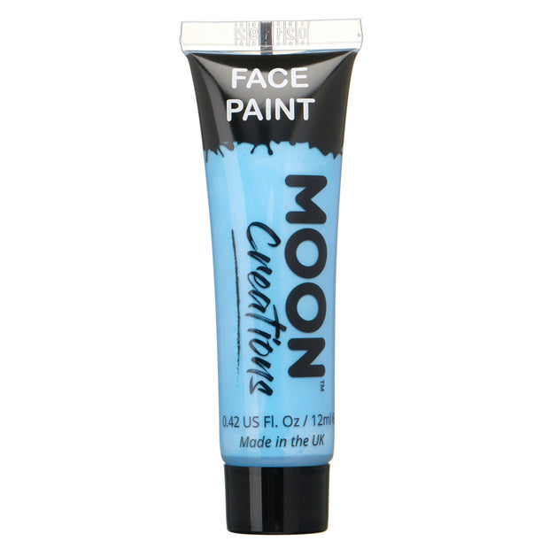 Moon Creations Face & Body Paint - Light Blue