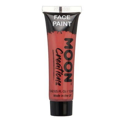 Moon Creations Face & Body Paint - Red