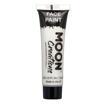 Moon Creations Face & Body Paint - White