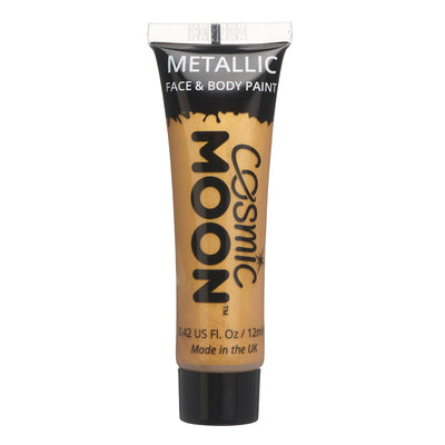 Moon Creations Face & Body Paint - Metallic Gold