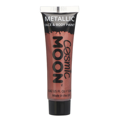 Moon Creations Face & Body Paint - Metallic Red