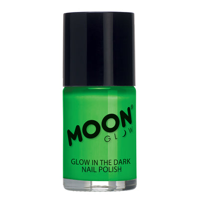 "Moon Glow ""Glow In The Dark"" Nail Polish - Green"