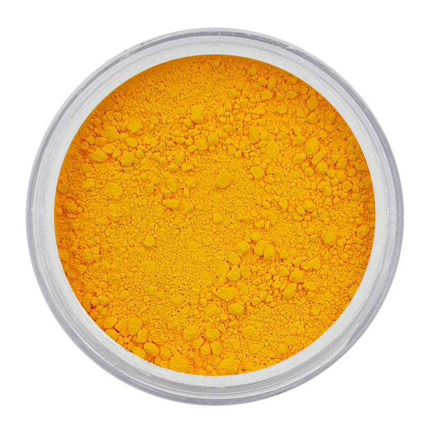 Vegan Eco-Friendly Mica Pigment Powder 09 - Sunflower
