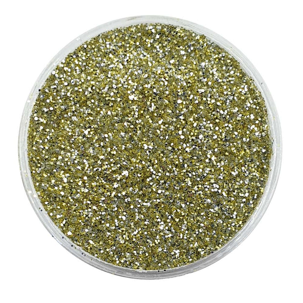 Biodegradable Gold & Silver Glitter (Fine Metallic Glitter) - BioMetals