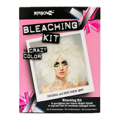 Crazy Color - Bleaching Kit 100ml