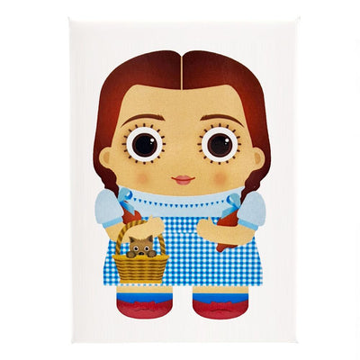 Dorothy (Wizard of Oz) Fridge Magnet