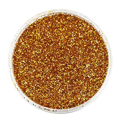 Gold Glitter (Fine Metallic Glitter) - Gold Rush