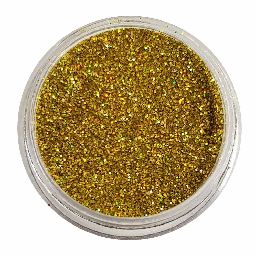 Solid Gold - Gold Holographic Loose Fine Glitter