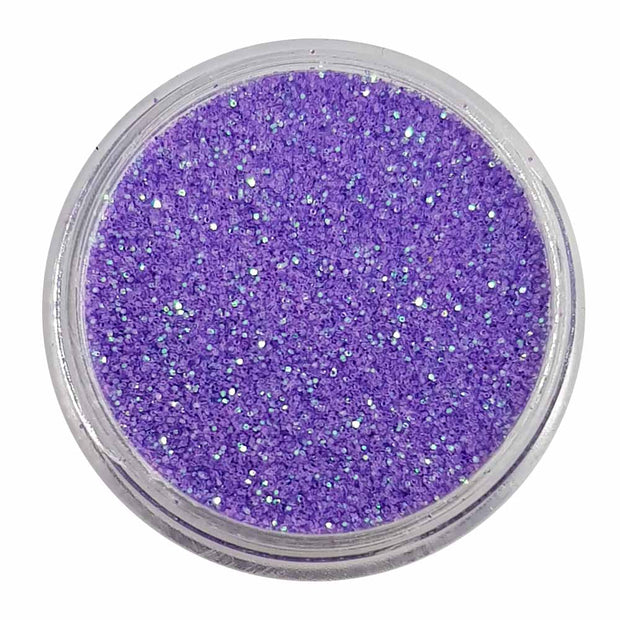 Lilac Dreams - Purple Iridescent Loose Fine Glitter