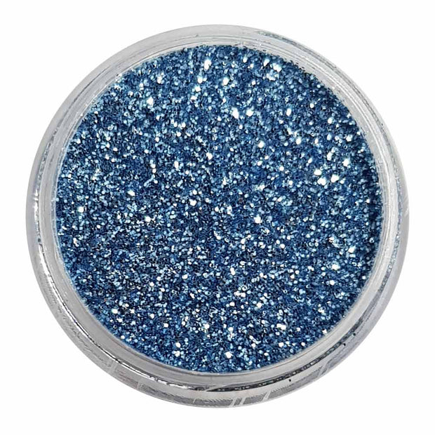 Life's A Beach - Blue Metallic Loose Fine Glitter