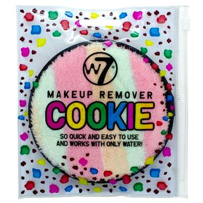 W7 Make-up Remover Cookie
