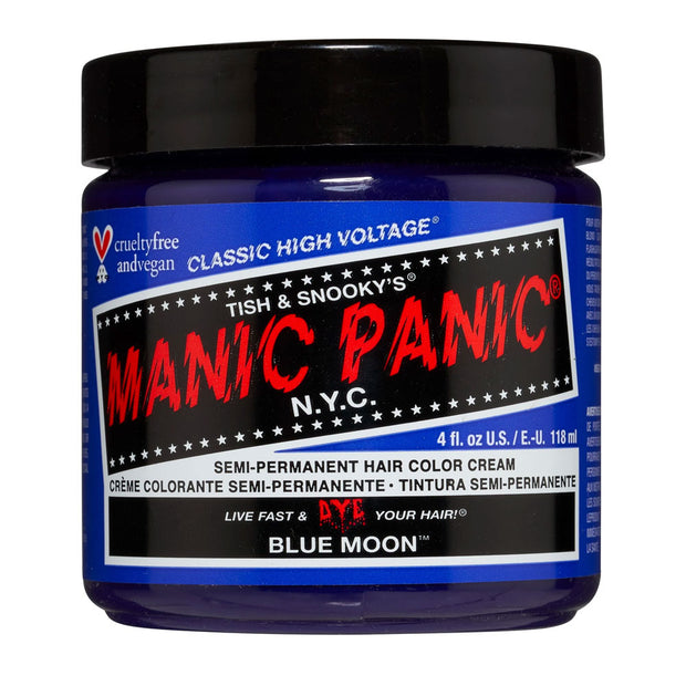 Manic Panic Hair Dye Classic High Voltage - Blue Moon