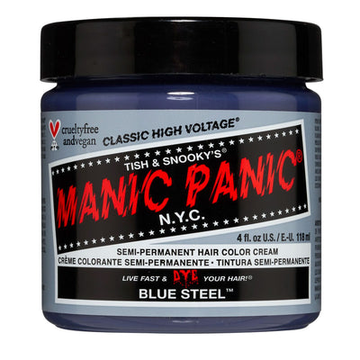 Manic Panic Hair Dye Classic High Voltage - Blue Steel