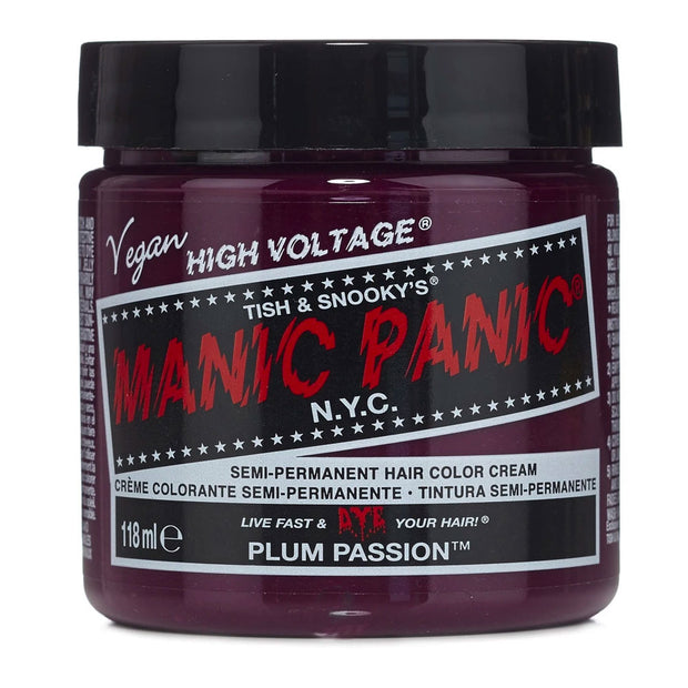 Manic Panic Hair Dye Classic High Voltage - Plum Passion