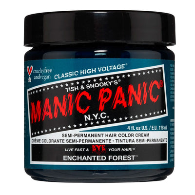 Manic Panic Hair Dye Classic High Voltage - Enchanted Forest