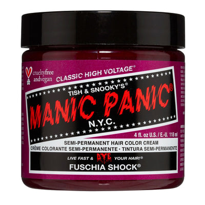 Manic Panic Hair Dye Classic High Voltage - Fuchsia Shock
