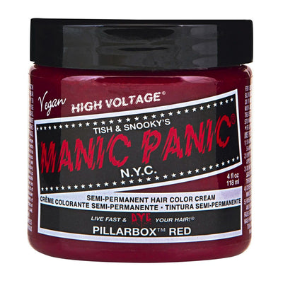 Manic Panic Hair Dye Classic High Voltage - Pillarbox Red