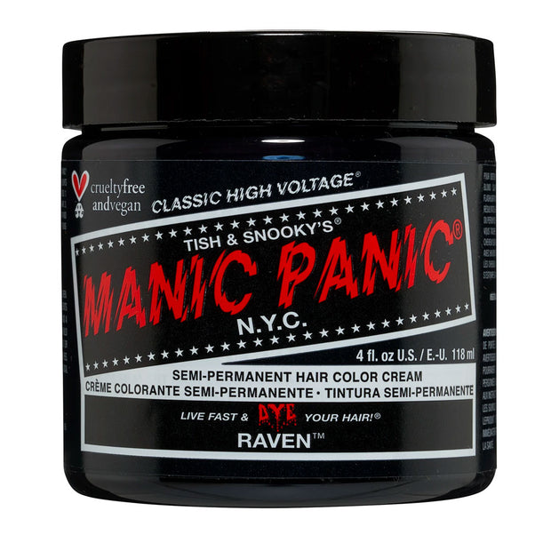 Manic Panic Hair Dye Classic High Voltage - Raven