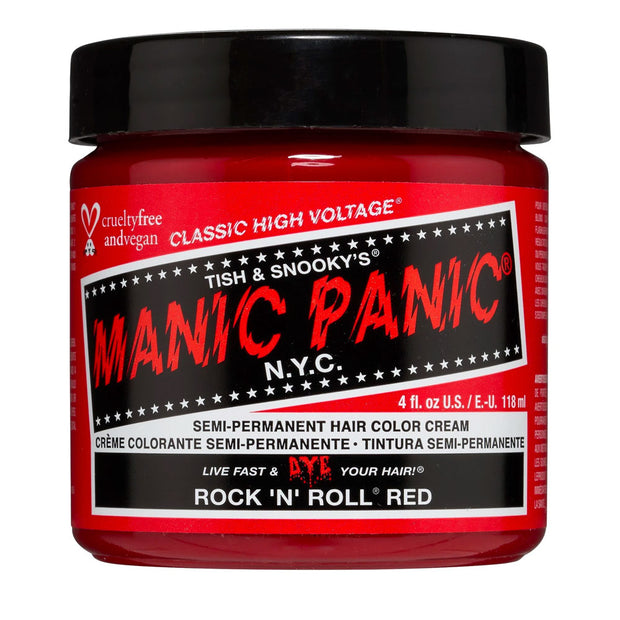 Manic Panic Hair Dye Classic High Voltage - Rock 'N' Roll Red