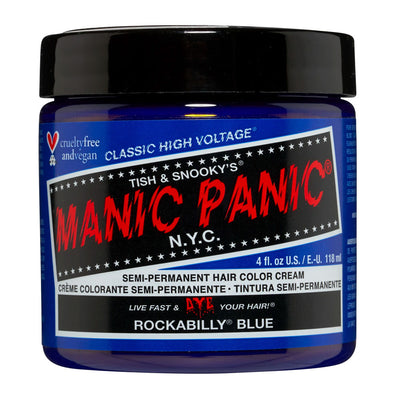 Manic Panic Hair Dye Classic High Voltage - Rockabilly Blue