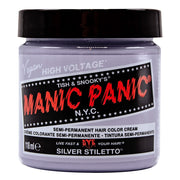 Manic Panic Hair Dye Classic High Voltage - Silver Stiletto