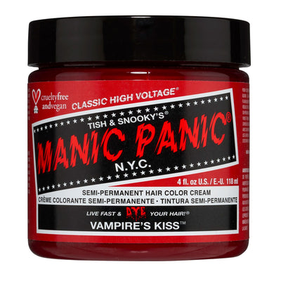 Manic Panic Hair Dye Classic High Voltage - Vampire's Kiss