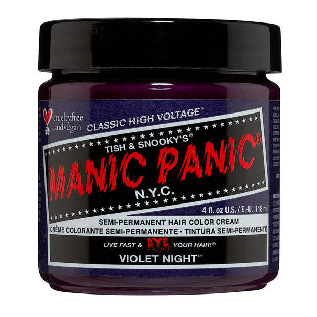 Manic Panic Hair Dye Classic High Voltage - Violet Night