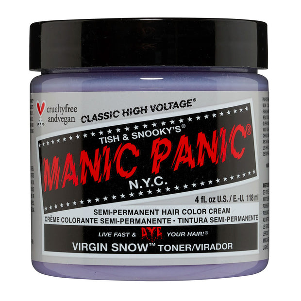 Manic Panic Hair Dye - Virgin Snow Toner