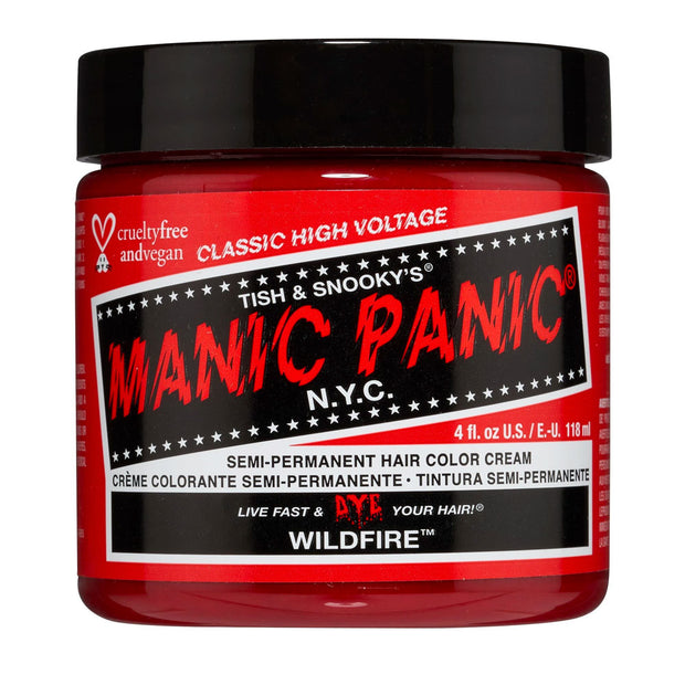Manic Panic Hair Dye Classic High Voltage - Neon UV Wildfire