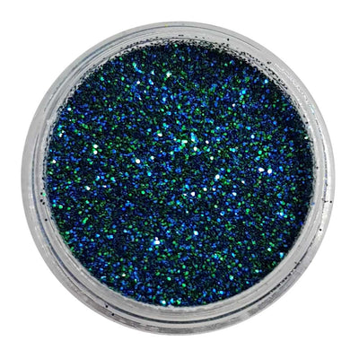I Wanna See Your Peacock - Blue/Green Metallic Loose Fine Glitter