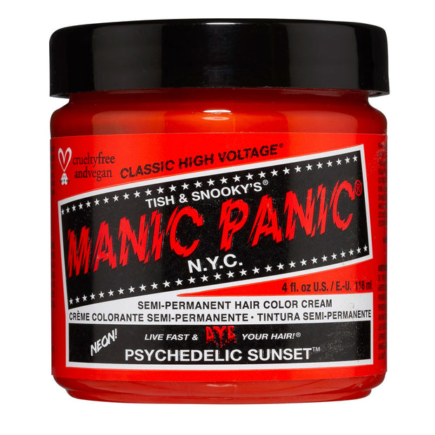 Manic Panic Hair Dye Classic High Voltage - Psychedelic Sunset