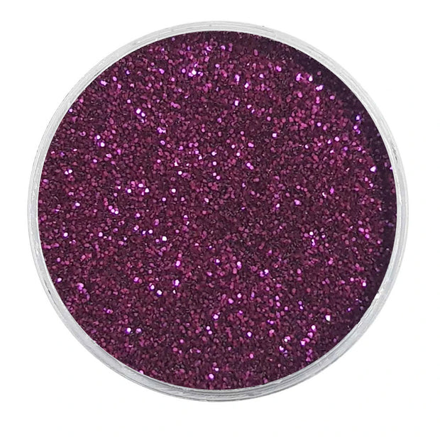 MUOBU Biodegradable Purple Glitter - Fine Metallic Glitter