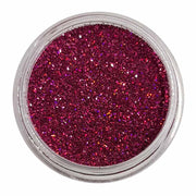 Rippled Raspberry - Red Holographic Loose Fine Glitter