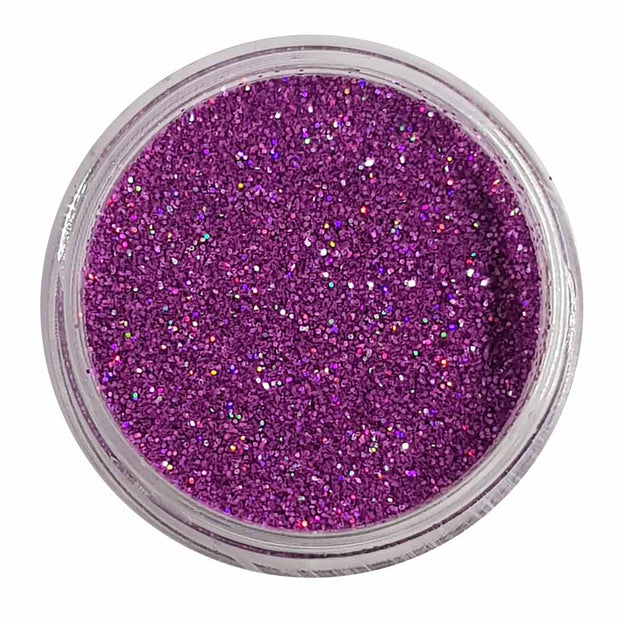 I'm Royalty - Purple Holographic Loose Fine Glitter