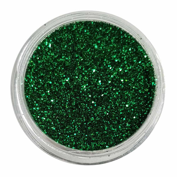 Run Forest Run - Green Metallic Loose Fine Glitter
