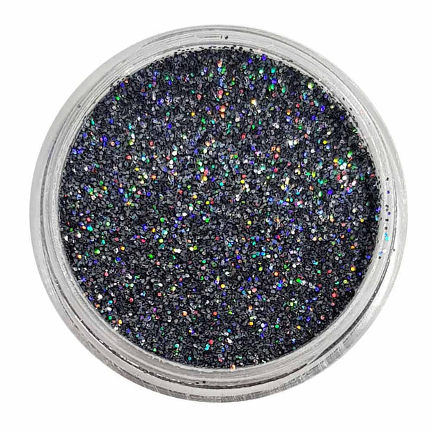 She Got Slated - Grey Holographic Loose Fine Glitter