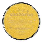 Snazaroo Face & Body Paint - Metallic Electric Gold
