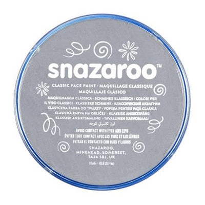 Snazaroo Face & Body Paint - Dark Grey