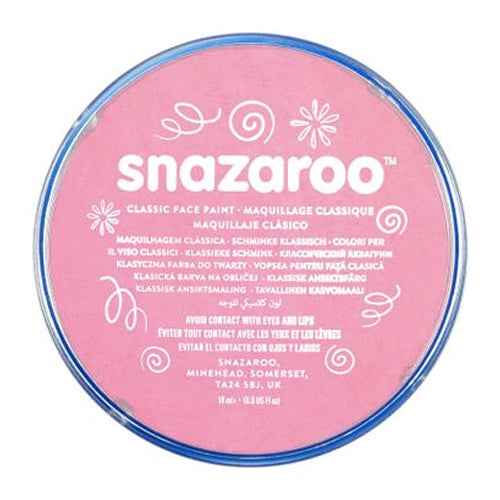 Snazaroo Face & Body Paint - Pale Pink