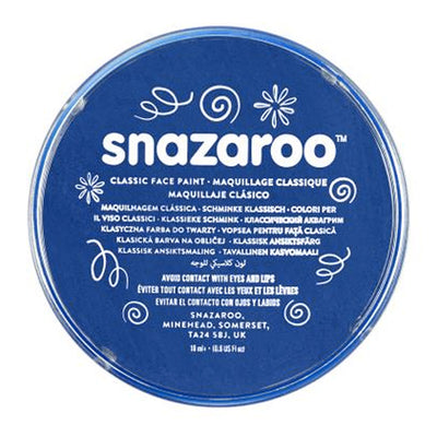 Snazaroo Face & Body Paint - Royal Blue