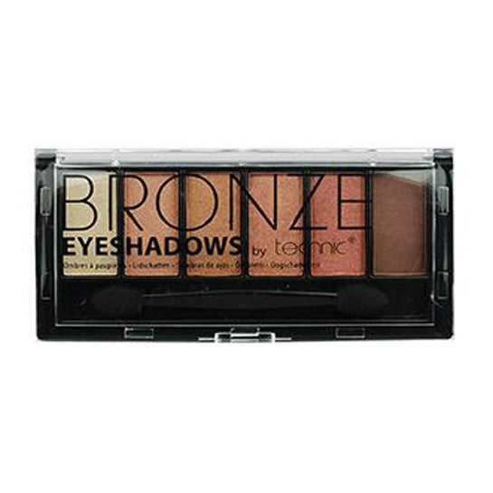 Technic Eye Shadow Palette - Bronze
