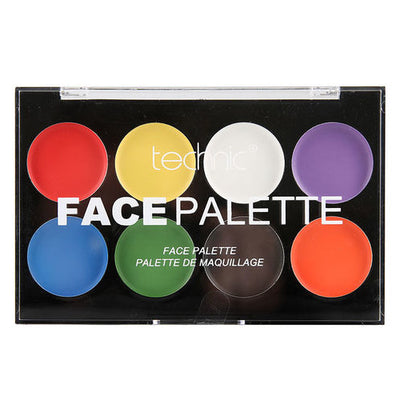 Technic Face Palette Face Paint