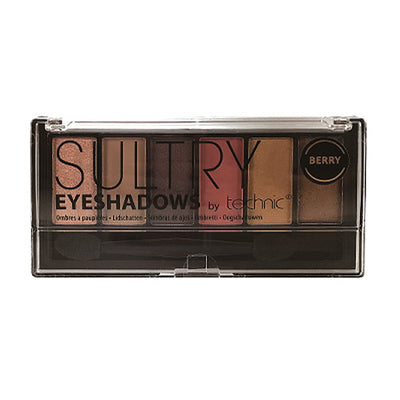 Technic Eye Shadow Palette - Sultry Berry