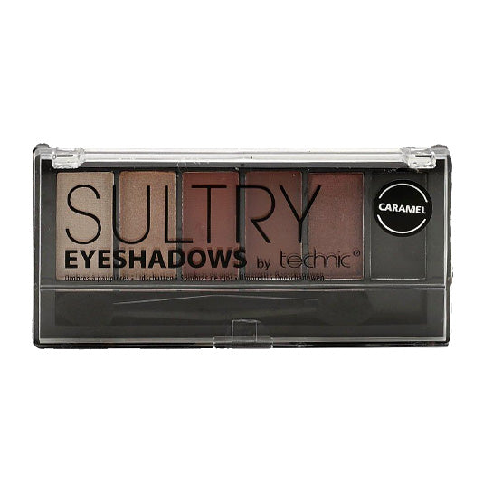 Technic Eye Shadow Palette - Sultry Caramel
