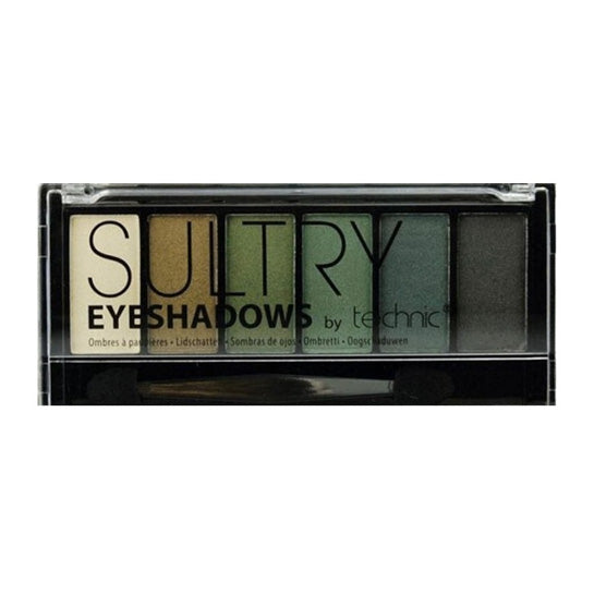 Technic Eye Shadow Palette - Sultry Moss
