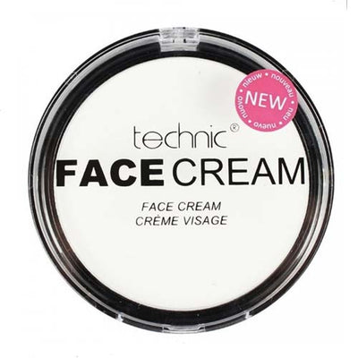 Technic Halloween Face Cream Ghost White