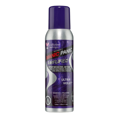 Manic Panic Temporary Spray-On Colour - Ultra Violet